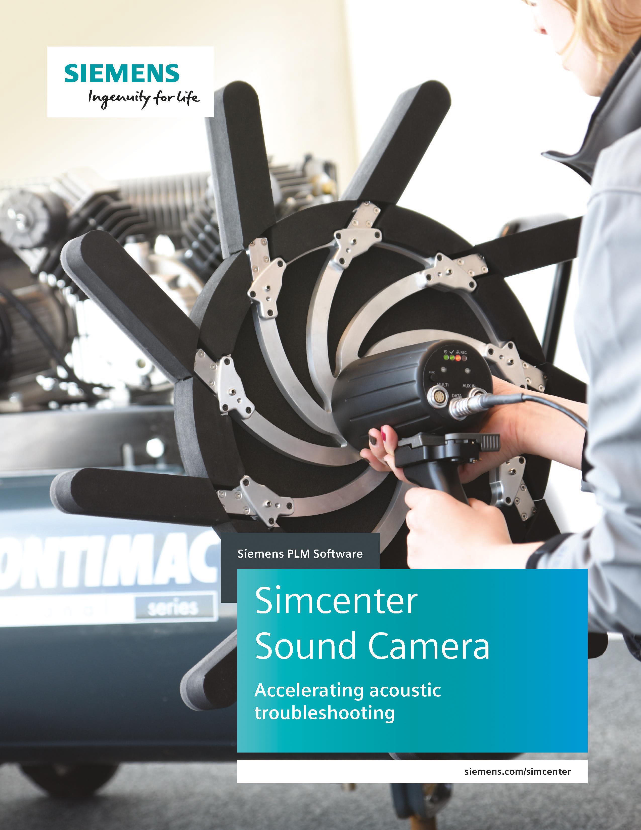 SIMCENTER SOUND CAMERA