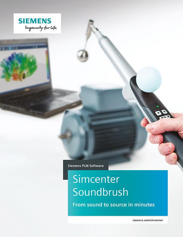 Simcenter Soundbrush